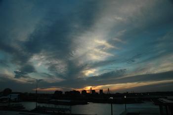 kent apartment view