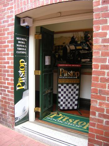 pitstop bookshop