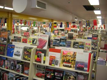 pit stop book shop