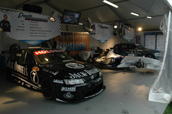 V8 supercar