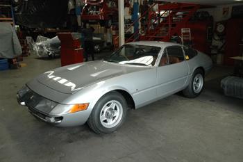 RHD Daytona