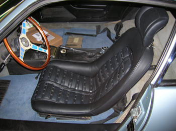 Daytona seat