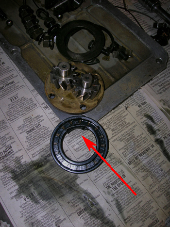 transmission seal