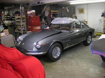 Ferrari GTC