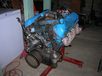 Mustang motor