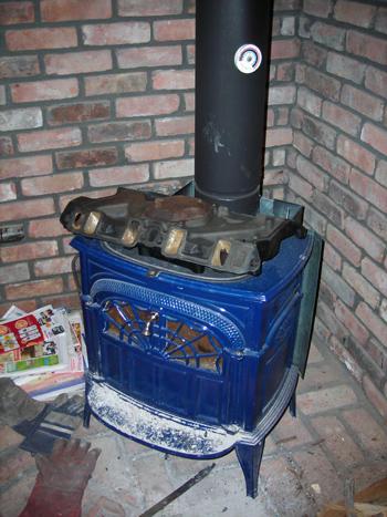 intake heating