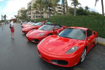Modern Ferraris