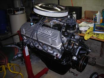 assembled motor