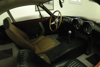 Lusso seat