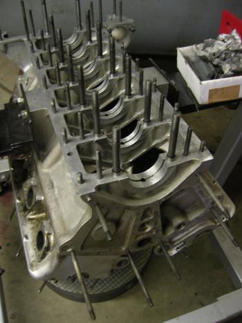 330 engine block