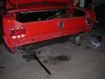 Mustang Exhaust