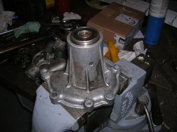 first bearing
