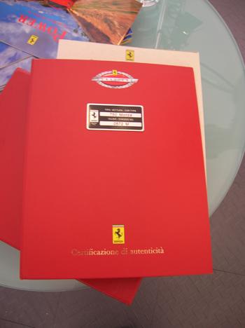 Classiche certification