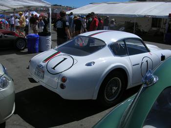 Aston Zagato
