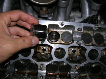 valve bucket