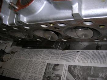 valve clearance