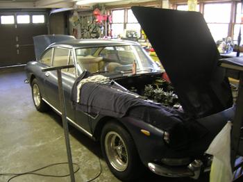 Art's car
