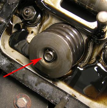 valve wear