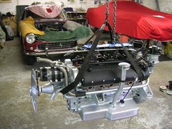 PF motor