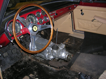 PF Coupe Interior