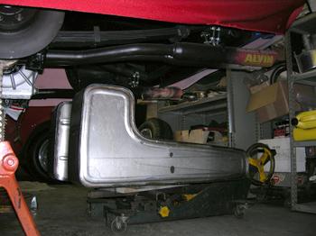 Cal Spyder Gas Tank