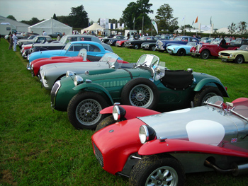 goodwood pre 66 car park