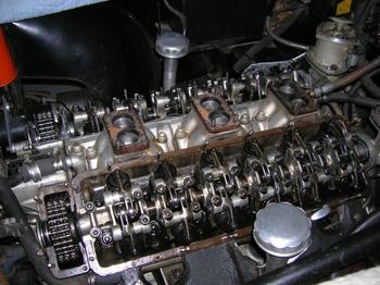 valve train