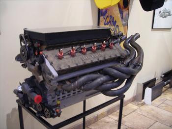 Alfa engine