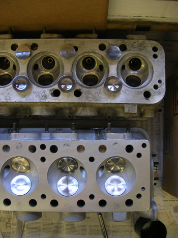 250 and 330 heads