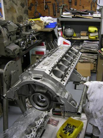 7919 engine block