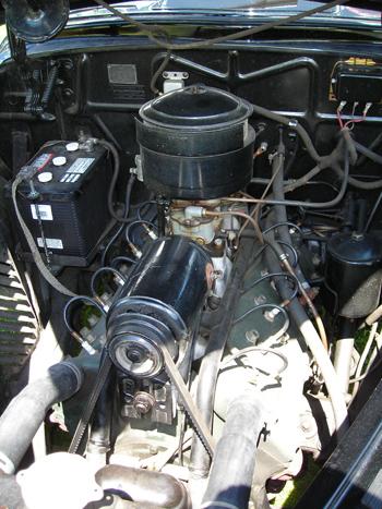 V-12 engine
