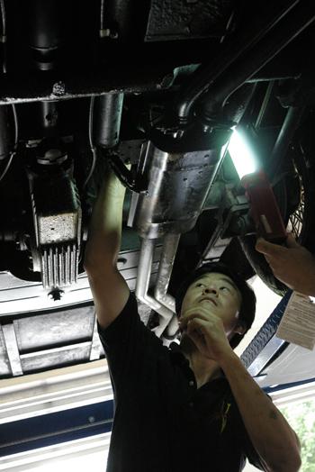 inspecting what was broken