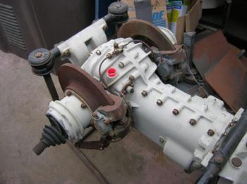 Flamina gearbox