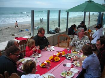 Del Mar Dinner