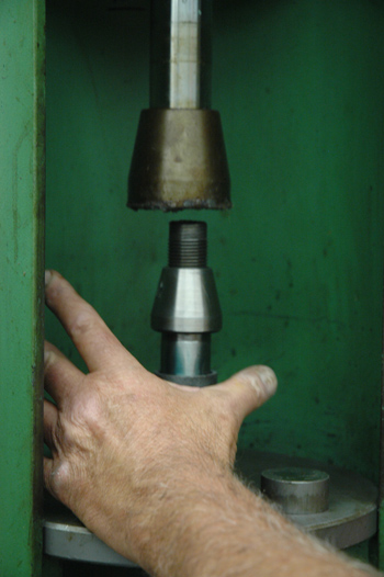 inserting sleeve