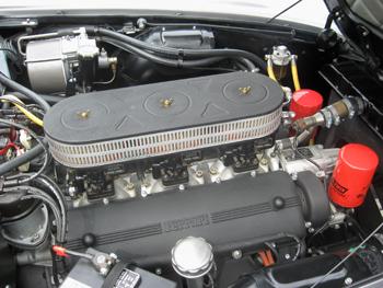 GTE engine