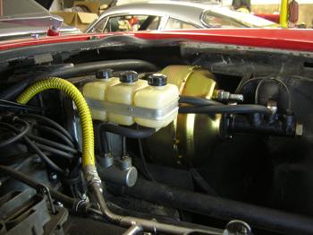 brakes installed