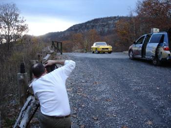Hemmings photo shoot