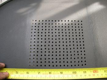 330GTC holes