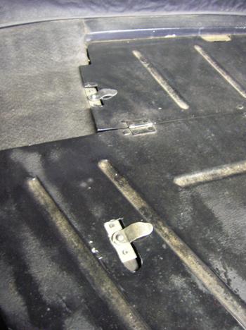 trunk panel