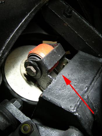 shock tower repair