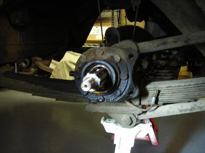rear axle seals