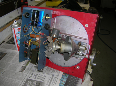 sun distributor machine repair