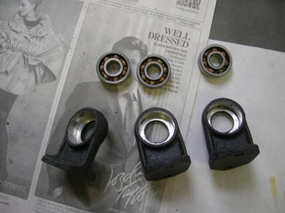 throttle shaft