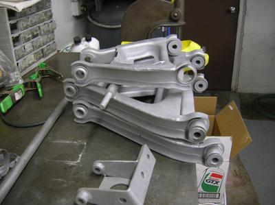 suspension pieces