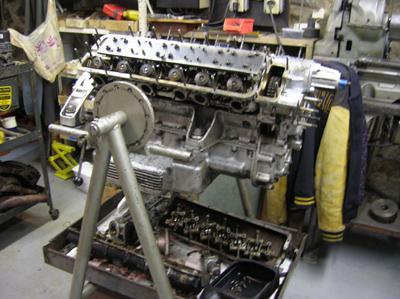 275GTS engine