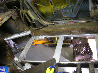 weld through primer