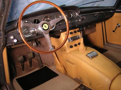 driver's compartment