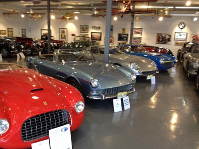 Used Cars Nj >> Two Shop Visits | Tom Yang's Ferrari Restoration