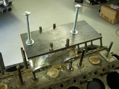intake puller